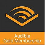 Prime Members: Join Audible Gold for $15 + Get $25 Amazon Credit