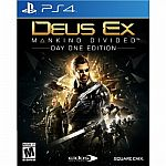 Deus Ex Mankind Divided $20