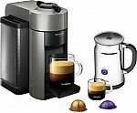Nespresso VertuoLine Evoluo Espresso Maker/Coffeemaker $93.74 (Org. $249)