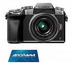 Panasonic Lumix DMC-G7 Mirrorless Camera w/14-42mm Lens w/$150 Gift Card $598
