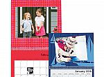 Shutterfly 8x11 Personalized photo calendar $6.99 shipped