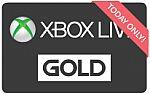 12 Month Xbox Live Gold Membership - 2999 Bing Rewards Credits