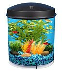 API Aquaview 360 Aquarium Kit with LED Lighting and Internal Filter $20