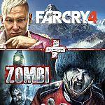 Far Cry 4+Zombi Bundle PS4 (Digital Download) $20