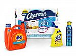 Free $5 Gift Card with Purchase of 2 or 4 Household Essentials (Scrubbing Bubbles, Windex, and more)