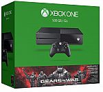 Microsoft Xbox One 500GB Gears of War Ultimate Edition + Xbox One Wireless Controller $226 Shipped