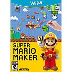 Super Mario Maker + Mario Modern Color 30th Anniversary Amiibo $47
