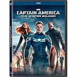 Captain America: The Winter Soldier (DVD) $8.99, Avengers: Age of Ultron (DVD) $9