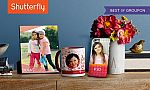 $100 Shutterfly Credit for $32,  $40 for $12.75; $60 for $18.75, $150 for $48