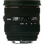 SIGMA 24-70mm f/2.8 IF EX DG HSM Lens $599