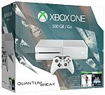 Xbox One 500GB Special Edition Quantum Break Bundle + 2 Extra Games $229 and more