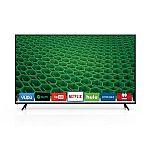 "VIZIO D60-D3 60"" LED Smart TV + $250 Dell Promo eGift Card $650"