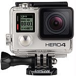 GoPro HERO4 Black Edition Camera Manufacturer Refurbished $329