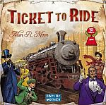 Ticket To Ride board game $27.60