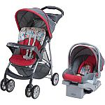 Graco LiteRider Click Connect Travel System with Car Seat $108