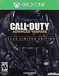 Call of Duty: Advanced Warfare Atlas Limited Edition - Xbox One $19