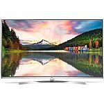 "LG Electronics UH6550 55"" 4K UHD Smart LED TV $650"