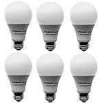 6-Pack Polaroid Dimmable 20W A21 LED 100W Equal 1600 Lumens 5000K Light Bulb $30