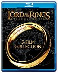 Lord of the Rings Original Theatrical Trilogy (Blu-ray Disc) $12, Select 007 Blu-Ray $8 (Skyfall, Casino Royale and more)
