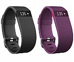 Fitbit Charge HR Activity, Heart Rate + Sleep Wristband $100
