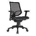 WorkPro 1000 Series Mid-Back Mesh Task Chair $80 and more
