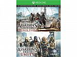 Assassin's Creed IV Black Flag & Assassin's Creed Unity (Xbox One) FREE AR