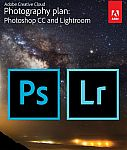 Adobe Creative Cloud Photography plan (Photoshop CC + Lightroom) $7.49/month