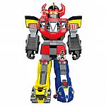 Fisher-Price Imaginext Power Rangers Morphing Megazord $30