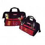 "Craftsman 13"" & 18"" Tool Bag Combo or 50-Piece Drill & Driving Bit Set $9"