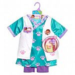 Disney Doc McStuffins Scrubs Pet Vet Dress-Up Set $9 and more