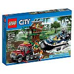 LEGO City Police Hovercraft Arrest 60071 $20.24 (50% off) + pickup YMMV
