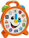 Fisher-Price Laugh & Learn Counting Colors Clock $7.48