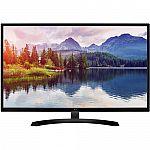 """LG 32MP58HQ-P 32"""" Full HD IPS LED Monitor $229"""