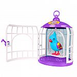 Little Live Pets Season 3 Bird with Cage - Funky Feathers $9.00