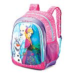 American Tourister Disney Backpack (Princess, Frozen and Minnie Mouse) $13