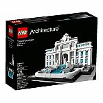 LEGO Architecture Trevi Fountain 21020 Building Toy $35