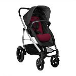 phil&teds Smart Lux Stroller, Ruby $145