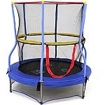 """Skywalker 55"""" Round Bounce-n-Learn Interactive Game Trampoline $39"""