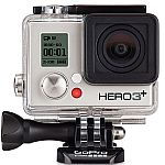 GoPro HERO3+ Silver Edition Camera Manufacturer Refurbished $140
