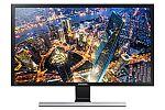 "Samsung U24E590D 23.6"" 4K Ultra HD LED Monitor, 3840x2160 $250"