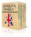 FREE Kindle book: Sherlock Holmes: The Ultimate Collection (Illustrated)