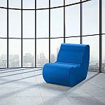 Vivon Comfort Foam, Contemporary Accent Furniture Chair, Cloud $84