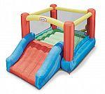 Little Tikes Jr. Jump 'n Slide Bouncer $119