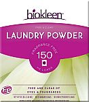 10 Pounds Biokleen Laundry Powder (Free & Clear) $8.32