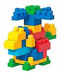 Mega Blocks 80-Piece Big Building Bag Classic Building Set $13