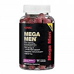 GNC Mega Men Gummy Multivitamin - Mixed Berry $10