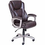 Serta Big & Tall Commercial Office Chair with Memory Foam $105