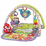 Fisher-Price 3-in-1 Musical Activity Gym $24