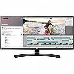 """LG 34UM88C-P 34"""" IPS WQHD (3440x1440) 21:9 UltraWide LED Monitor $575"""