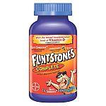 Flintstones Complete Children's Multivitamin / Multimineral Supplement Chewable Tablets 150ct (2 for $22)